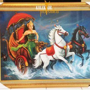 lukisan pelarisan toko